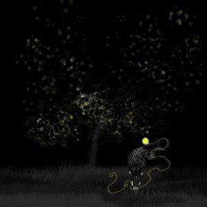 idk.. it can be pretty in the dark. -Weasel